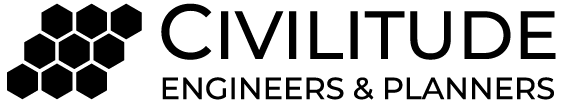 Civilitude Engineers & Planners Logo