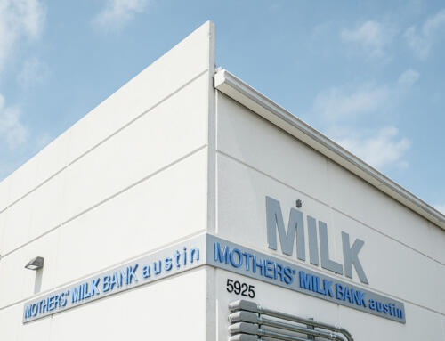 Mothers Milk Bank