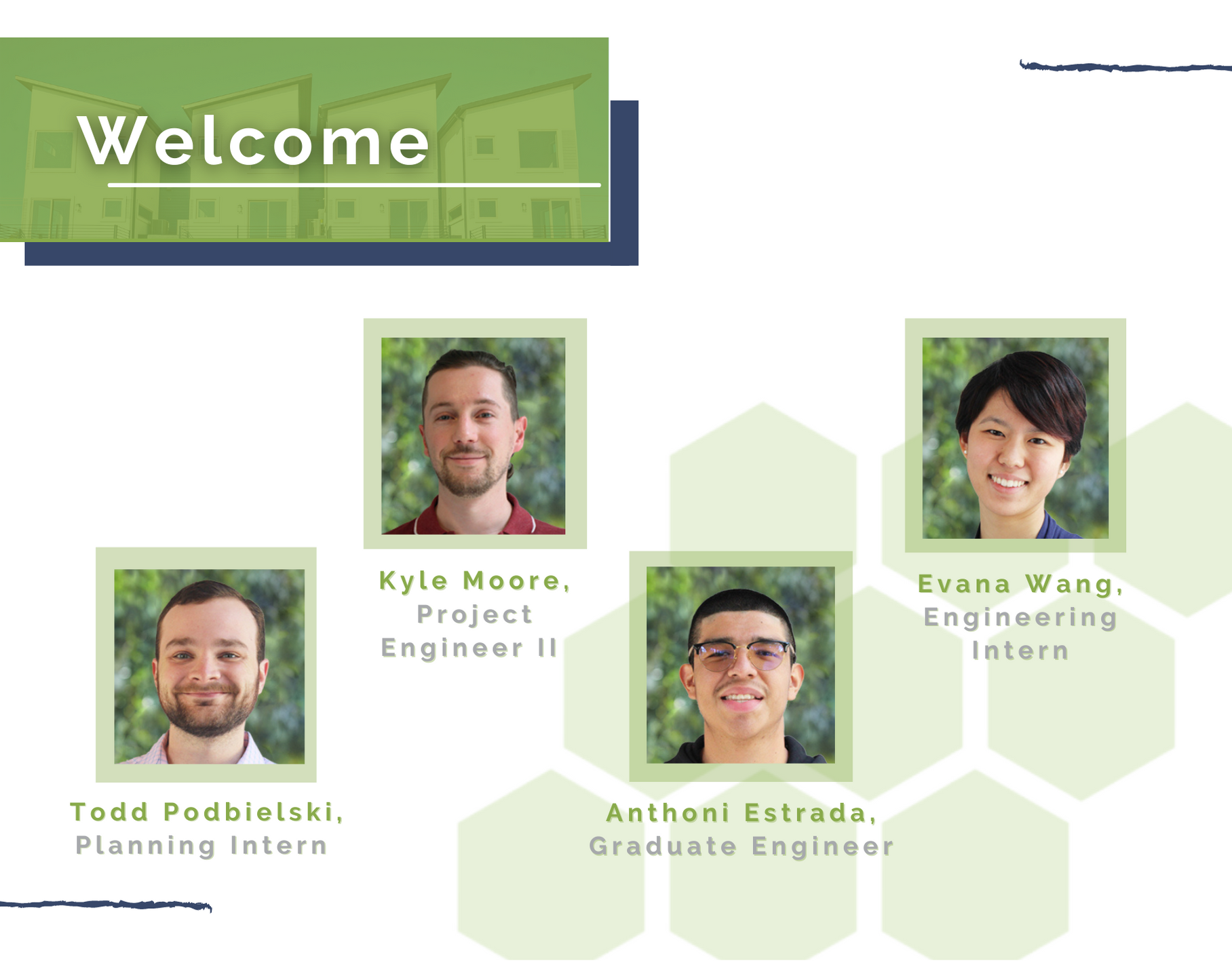 Civilitude Welcomes Four New Members to the Team