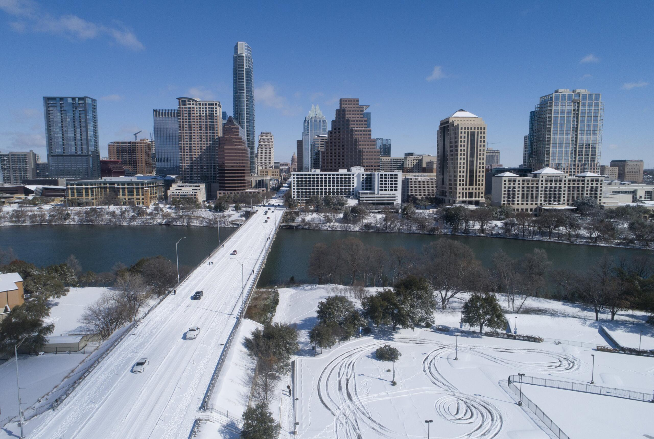 A Break Down of the Austin Snowpocalypse