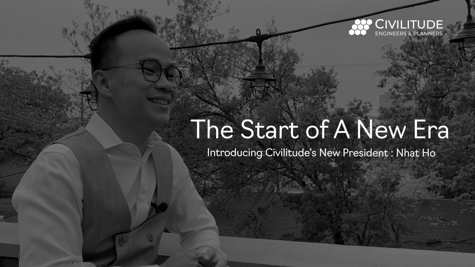Introducing Civilitude's New President: Nhat Ho