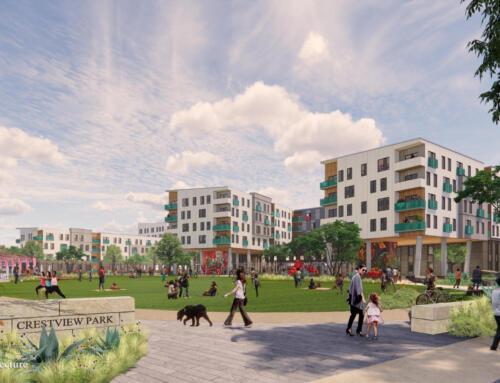 Capital A Housing Begins Negotiations for New Community Development
